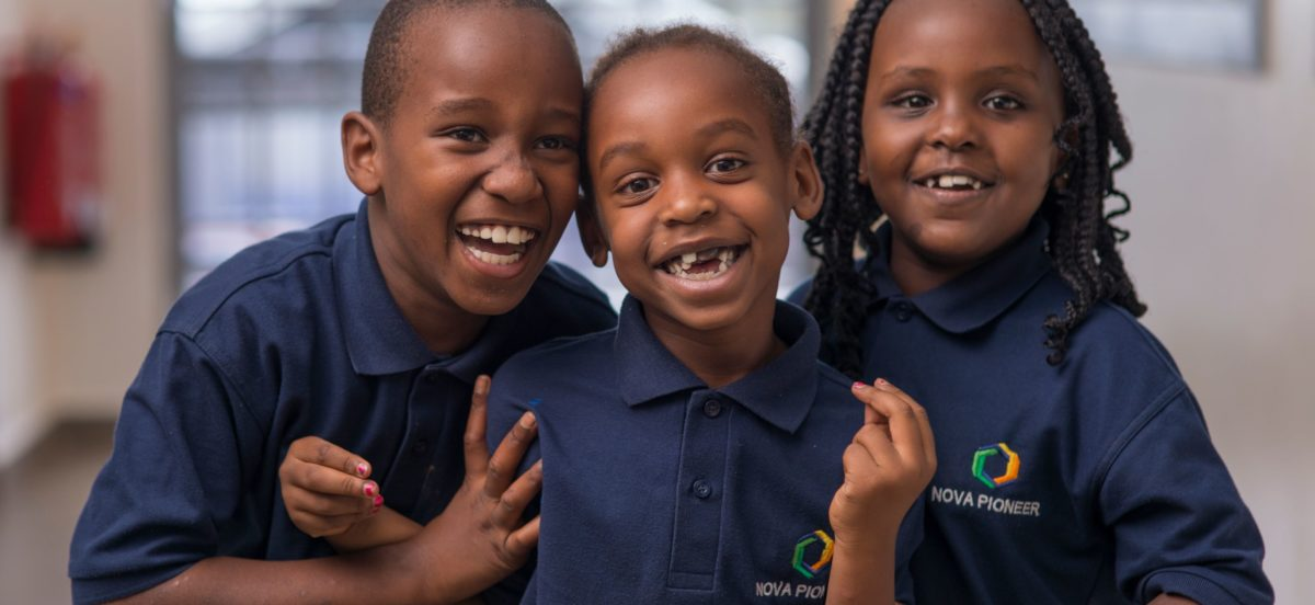 The Nova Pioneer Education Group is a network of schools developing generations of innovators and leaders who will shape the African Century. Nova Pioneer is a launchpad where young Africans can begin to shape a better future for the continent.